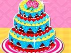 Annes Delicious Wedding Cake