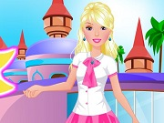 Barbie High School Dress Up