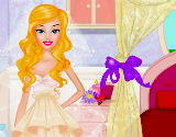 Barbie Wedding Room Decoration