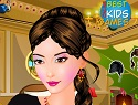 Beautiful Princess Christmas Dressup