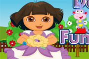 Dora Boots Fun Maths (195 times)