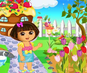Dora Garden Decor (127 times)