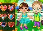Dora Valentines Slacking