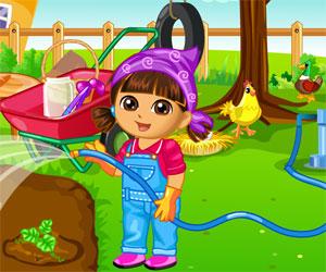 Dora Vegetable Planting (164 times)