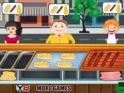 Super Burger Shop