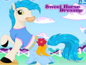 Sweet Horse Dress Up