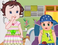 Baby Lisi New Born Dressup  (326 times)