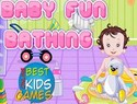 Baby Fun Bathing (332402 times)