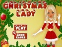 Christmas Lady Dress up