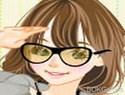 Clara Girl Dressup Game