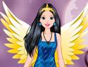 Cute Angel Dressup