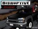 Disruptive Ride