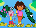 Dora Crocodile Lake Adventure