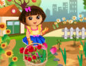 Dora Loves Flowers (70 times)