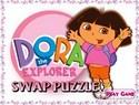 Dora Swap Puzzle