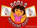 Dora Match Cards Game
