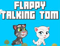 Flappy Talk Tom (1233 times)