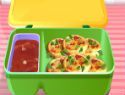 Mimi's Lunch Box Mini Pizzas