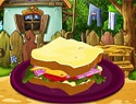 Morning Sandwich Decoration