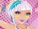Night Club Girl Makeup