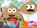 Pou Kitchen Slacking (920 times)