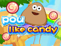 Pou Like Candy (1062 times)