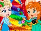 Princess Anna Christmas Slacking (708 times)