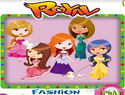 Royal Fashion Coloring