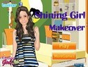 Shining Girl Makeover Game