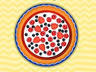 Strawberry Blackcurrant Pie (132 times)