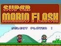 Super Mario Brothers Flash