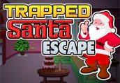Trapped Santa Escape