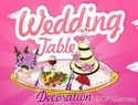 Wedding Table Decoration game for girls Being the decorator for a royal